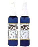 Canine Calm and Travel Calm by Earth Heart